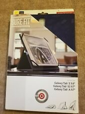 Galaxy Tablet Folio Case 9.6 - 9.7 by Case Logic Sure Fit