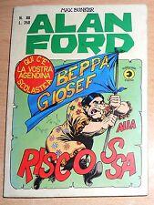 EDITORIALE CORNO  SERIE  ALAN FORD  N°  88   1976   ORIGINALE !!!