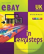 eBay in Easy Steps: UK Edition (In Easy Steps Series), Vandome, Nick, Used; Very