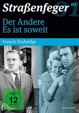 Straßenfeger 01 - Der Andere - Es ist so weit - Francis Durbridge - 4 DVD Box