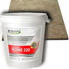 PSRP hone 220 grit 20KG de rodage, nettoyage poudre de marbre, calcaire, travertin