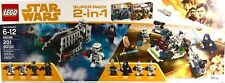 LEGO Star Wars 66596 Super Battle Pack 2 in 1, 75206 & 75207. LEGO in SALE 2 x 1