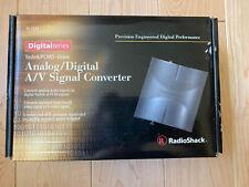 New listing Radio Shack 15-1242 Analog/Digital A/V Signal Converter