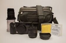 Hasselblad XPan 35mm Rangefinder Film Camera with 45mm and 90mm Lenses