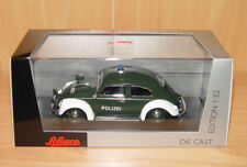 Schuco 450773700 VW Käfer Polizei - Edition 1:32 - NEU - OVP
