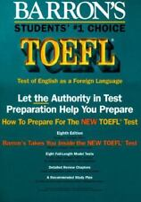 How to Prepare for the Toefl: Test of English As a Foreign Language (8th ed)