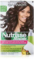 Garnier Nutrisse Nourishing Color Foam Permanent Hair Color (CHOOSE YOUR COLOR)