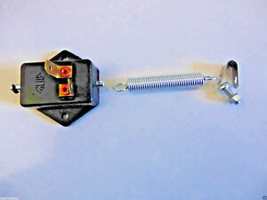 C-FUNN Universal Bremshebel Bremsleuchte Schalter Druckknopf Motorrad Roller