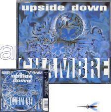 """CHAMBRE """"UPSIDE DOWN"""" RARE CDM ITALO DANCE"""