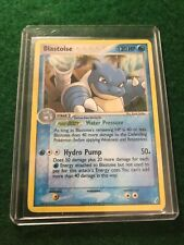 Blastoise Holo 14/100 Crystal Guardians Pokemon Card