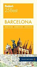 Fodor's Barcelona 25 Best (Full-color Travel Guide (7... by Fodor's Travel Guide