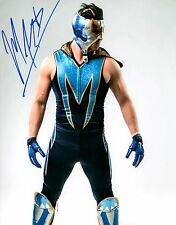 TJ PERKINS MANIK 8x10 AUTOGRAPHED Promo Photo NEW Signed TNA WWE Exclusive 1