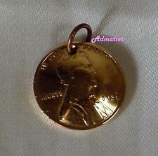 2012 5th BIRTHDAY LUCKY PENNY BRACELET CHARM/NECKLACE PENDANT ANNIVERSARY GIFT!