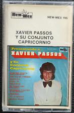 Xavier Passos y su Conjunto Capricornio - Cassette - New!