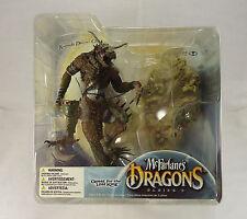 McFarlane's Dragons series 3 Komodo Dragon figure