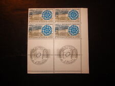 BLOC 4 timbres - YT 1792 - 1er jour - FRANCE - neufs** - Conseil Europe - 1974