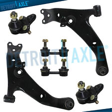 Fit 1996 - 2002 Toyota Corolla GEO Prizm Lower Control Arm Ball Joint Sway Bar