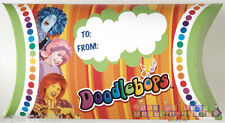 DOODLEBOPS POP-UP FAVOR BOXES (8) ~ Birthday Party Supplies Treat Loot Goody