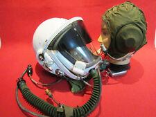 Flight Helmet High Altitude Astronaut Space Pilots Pressured TK-1K/ FLIGHT  HAT