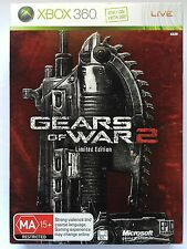 GEARS OF WAR 2 LIMITED EDITION - MICROSOFT XBOX 360
