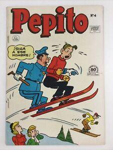 1953 SPANISH MEXICAN COMICS PEPITO #4 HORACE & DOTTY DRIPPLE LA PRENSA MEXICO