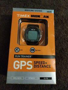 Timex IronMan Triathlon M878 GPS Watch nonworking