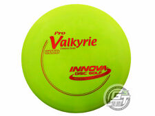 New Innova Pro Valkyrie 171g Lime Red Foil Distance Driver Golf Disc