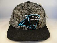 Carolina Panthers NFL Vintage American Needle Strapback Hat Cap Defect on Top