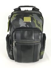 Tumi Alpha Bravo Nellis Laptop Business Backpack Camo 103697T619