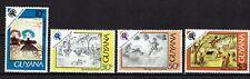 Guyana MiNr. 565-568 postfrisch - Kinder