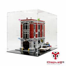 Acryl Vitrine für Lego 75827 Ghostbusters Feuerwehr HQ - NEU