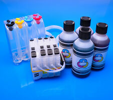Non-OEM CISS with 400ml ink fits Brother MFC-J5320DW, MFC-J5620DW