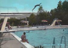 CASTROCARO TERME: La piscina     1965