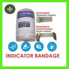 Premium Snake Bite Bandage with Tension Indicator 10 x 10.5m
