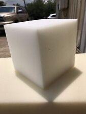 """Foam Pit Blocks/Cubes 20 Pc 5"""" x 5"""" x 5"""" (White) * Free Shipping"""