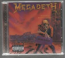 MEGADETH PEACE SELLS...BUT WHO'S BUYING? CD CAPITOL COME NUOVO!!!