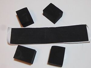HPI Savage XL Flux Schaumstoffblock Set für Akkubox #H102089 , NEU