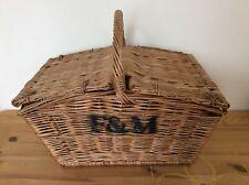 Fortnum & Masons picnic basket