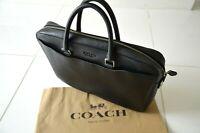 COACH Kennedy Black Briefcase  ***REDUCED***