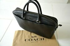 COACH Kennedy Black Briefcase  ***REDUCED***