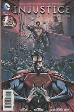 INJUSTICE Gods Among Us - Year TWO #1 - Back Issue (S)