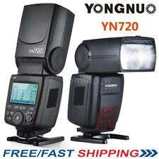 YONGNUO YN720 GN60 Master Flash Speedlite Trigger w/ Battery+Charger for Canon