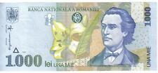 ROMANIA, 1000 LEI, P#106, 1998, UNC