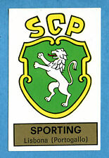 CALCIATORI PANINI 1971-72-Figurina-Sticker n. 155 - SPORTING L. SCUDETTO -Rec