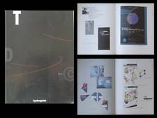 "LIVRE ""TYPODESIGNCLUB 1996"" - TYPOGRAPHIE, GRAPHISME TCHEQUE, TYPO DESIGN CLUB"