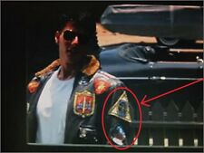 FANCY DRESS HALLOWEEN COSTUME PARTY PROP: Top Gun MAVERICK Flight Jacket Patch O