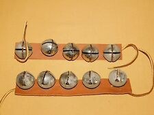VINTAGE OLD BSA BOY SCOUTS OF AMERICA 2 SETS OF BELLS