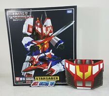 Transformers Takara Masterpiece MP-24 Star Saber 1st Edition B0215 (MISB)