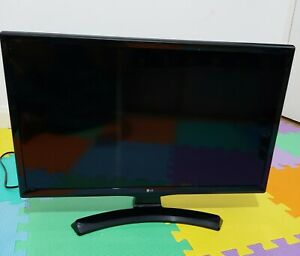 """LG 24"""" 24TK410V - PZ 1080P FHD TV Monitor With Stand"""