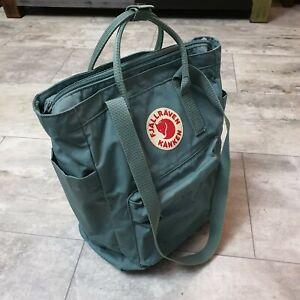 Fjällräven Kanken Rucksack 16l Grün Tasche Damentasche Shopper Laptop Weekender